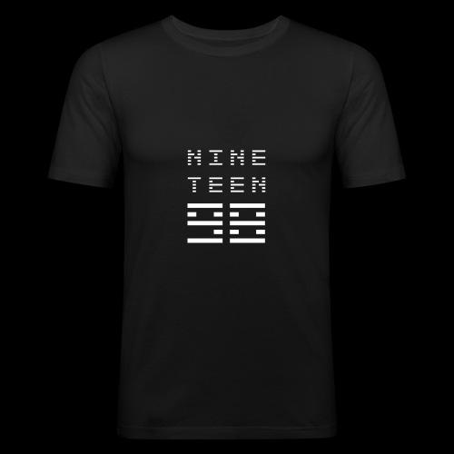 |98| - Männer Slim Fit T-Shirt