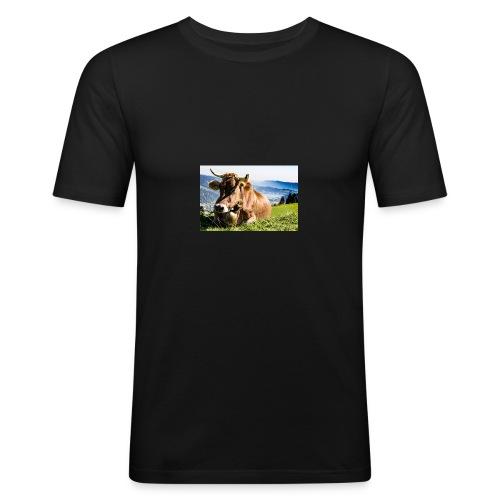 allgau 2232231 1920 - Männer Slim Fit T-Shirt