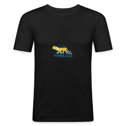 Transportgate - Slim Fit T-shirt herr