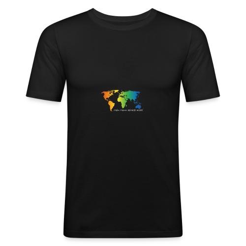 mein Mann heiratet mich - Männer Slim Fit T-Shirt