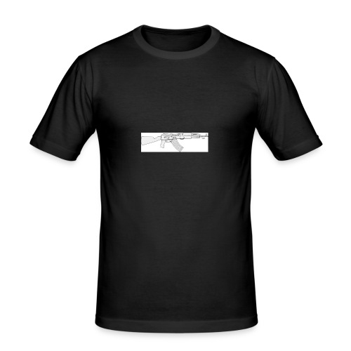 Tin3ashin Shirt Kalashnikov - slim fit T-shirt