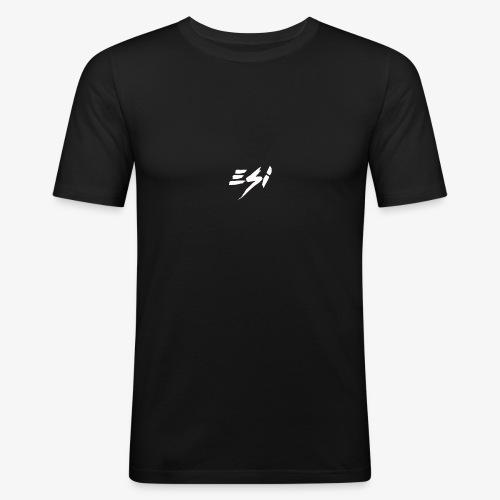 ESI Logo - slim fit T-shirt