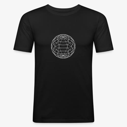 Sphere - Men's Slim Fit T-Shirt