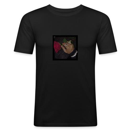 ROSES - Men's Slim Fit T-Shirt