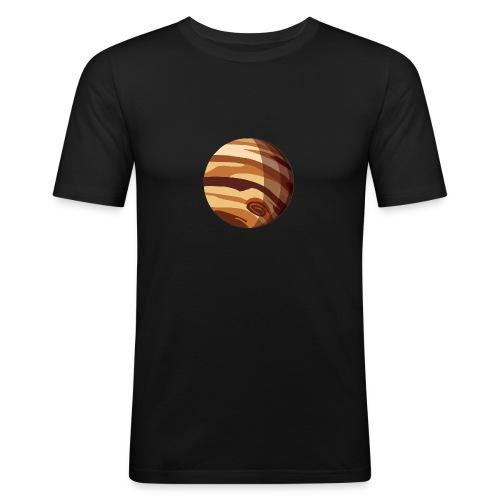 Jupiter - Maglietta aderente da uomo