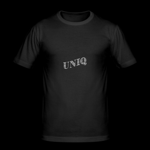 UNIQ - Men's Slim Fit T-Shirt
