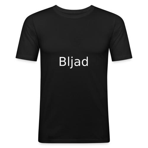 Russisches Schimpfwort - Männer Slim Fit T-Shirt