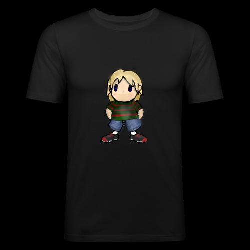 Jornis - Männer Slim Fit T-Shirt