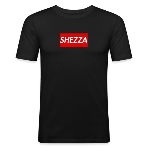 SJS Logo - Men's Slim Fit T-Shirt