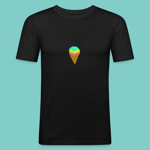 Glace - T-shirt près du corps Homme
