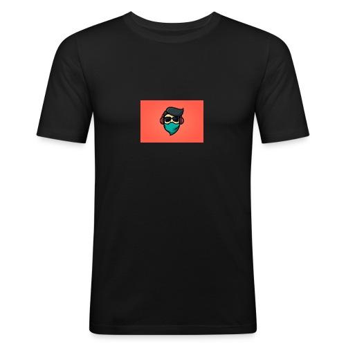 T-shert - Männer Slim Fit T-Shirt