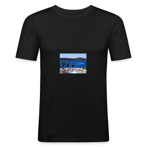 IMG 0720 - Herre Slim Fit T-Shirt