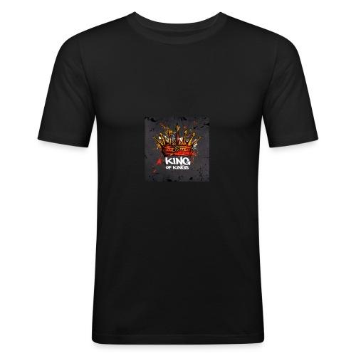 King of kings - Männer Slim Fit T-Shirt