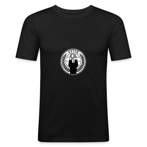 GDTIM - Maglietta aderente da uomo
