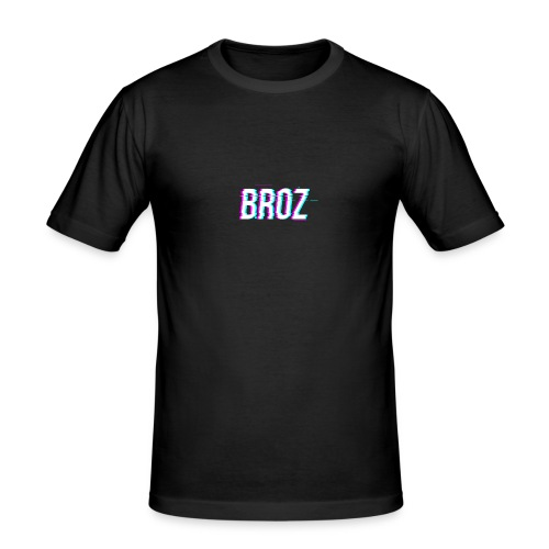 BR0Z DESIGN - Men's Slim Fit T-Shirt