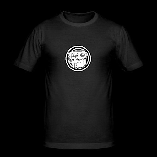 Circle Head - T-shirt près du corps Homme