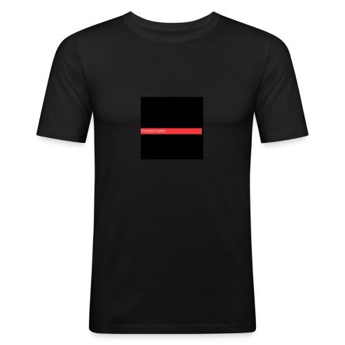 test allo test - T-shirt près du corps Homme