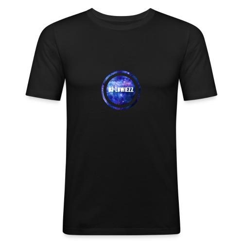 DJ Lowiezz - slim fit T-shirt