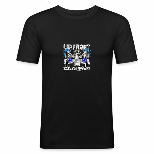 Upfront Clothing DJ Merchandise - Men's Slim Fit T-Shirt