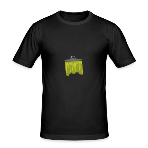 SPACESHIP - Men's Slim Fit T-Shirt