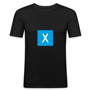 cxacademy - Tee shirt près du corps Homme