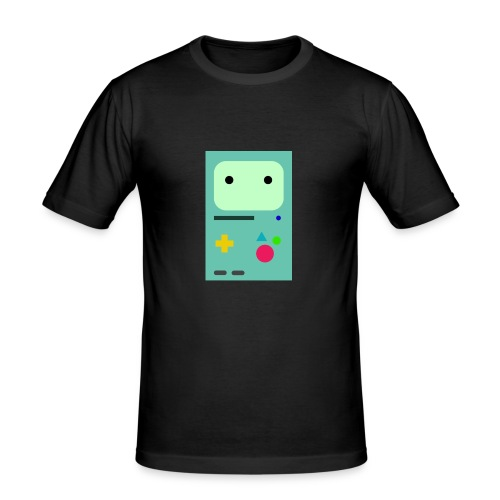 Bmo Phone Case - Men's Slim Fit T-Shirt