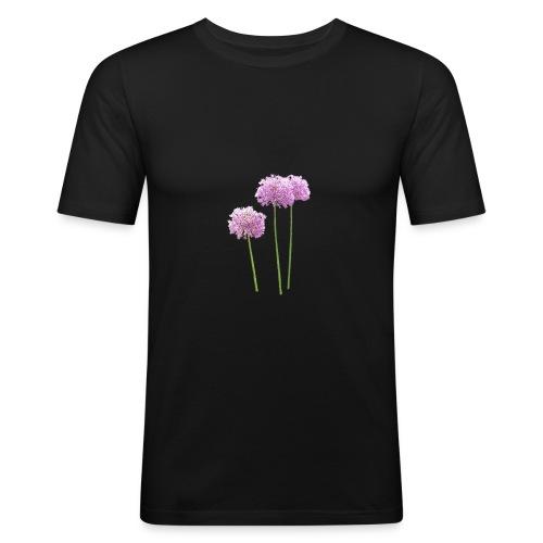 Blumen - Männer Slim Fit T-Shirt