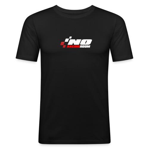 No racingroom logo - Men's Slim Fit T-Shirt