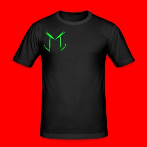 JT_ARROW - Men's Slim Fit T-Shirt