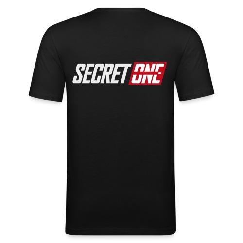 SecretOne new logo - Slim Fit T-shirt herr