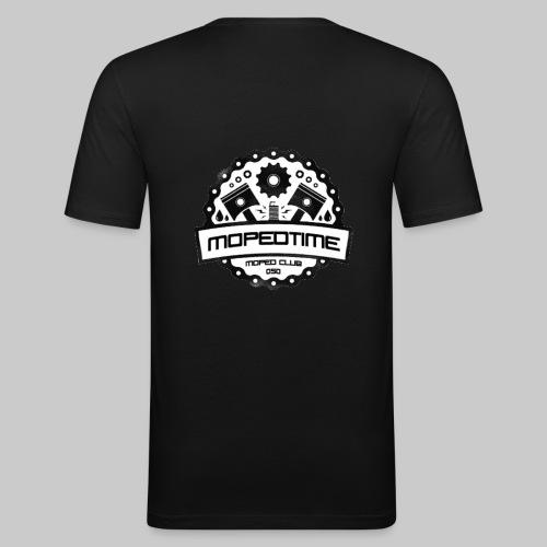 MopedTime - slim fit T-shirt