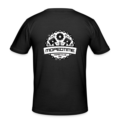 MopedTime - slim fit T-shirt