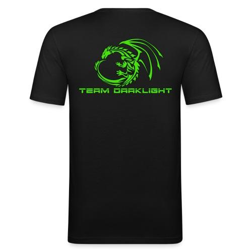 TEAM DARKLIGHT SHOP - Herre Slim Fit T-Shirt
