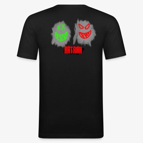 artrax ghost - T-shirt près du corps Homme