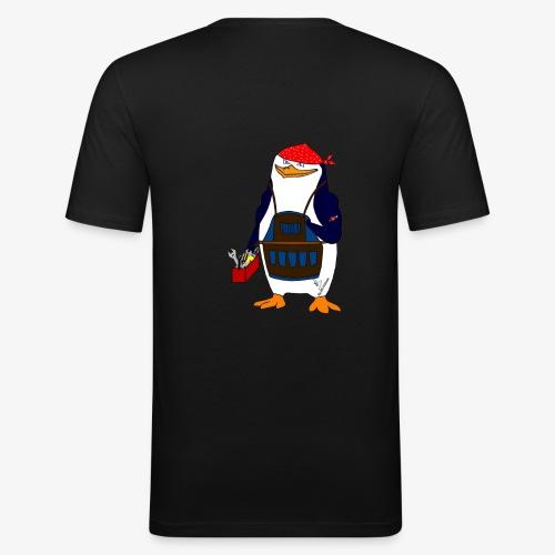 logo PGIN - T-shirt près du corps Homme