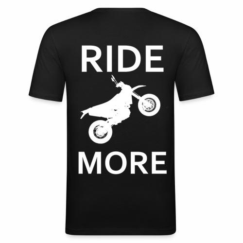 Ridemore - Männer Slim Fit T-Shirt