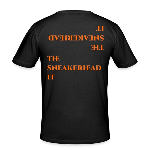 The_sneakerhead_it official merchandise - Maglietta aderente da uomo