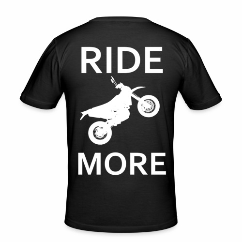 Ridemore - Männer Slim Fit T-Shirt