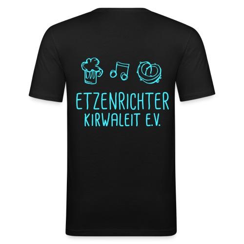 Etzenrichter Kirwaleit - Männer Slim Fit T-Shirt