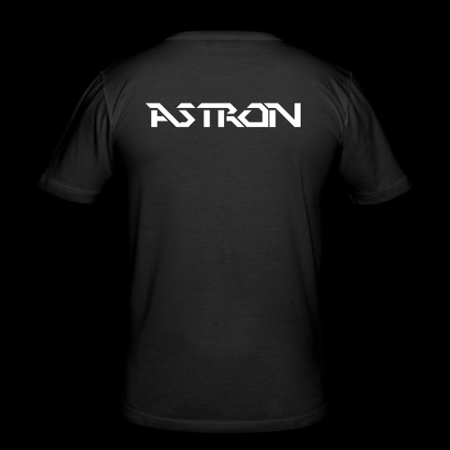 Astron - Men's Slim Fit T-Shirt
