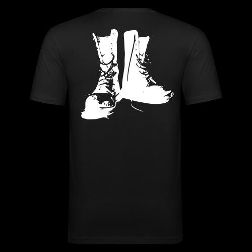 Boots - Männer Slim Fit T-Shirt