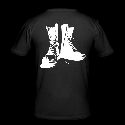 Boots - Männer Slim Fit T-Shirt
