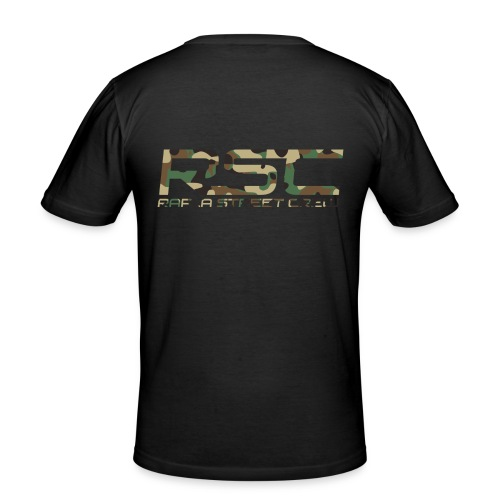 RSCcamo - Men's Slim Fit T-Shirt