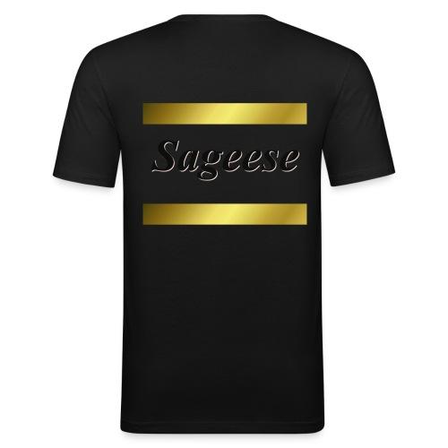 Sageese1400 - Men's Slim Fit T-Shirt
