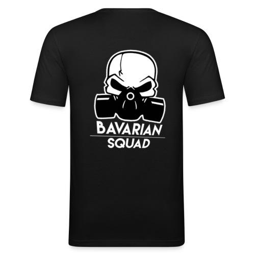 BavarianSquad - Classic Crew - Männer Slim Fit T-Shirt