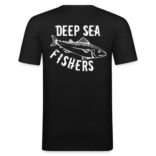 DSF - Miesten tyköistuva t-paita