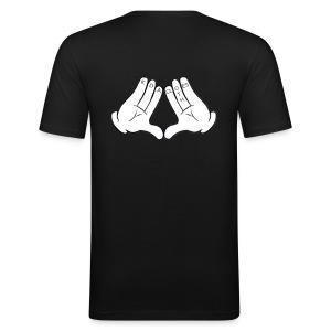 KDA logo chemise 1er - Tee shirt près du corps Homme