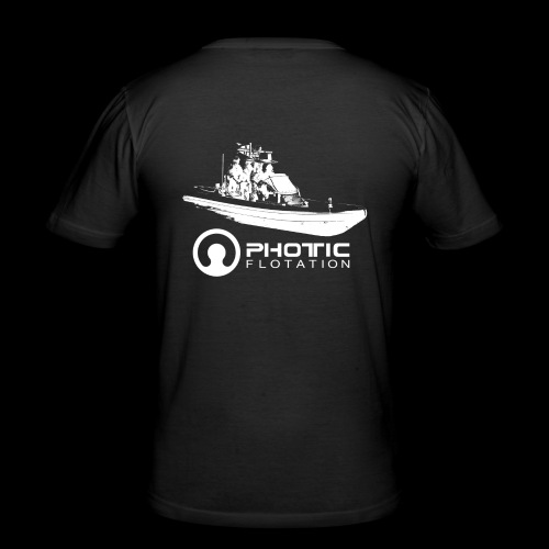 Photic Echo 29 - Slim Fit T-skjorte for menn