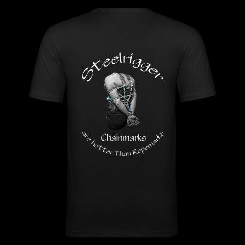 Steelrigger standard - Männer Slim Fit T-Shirt