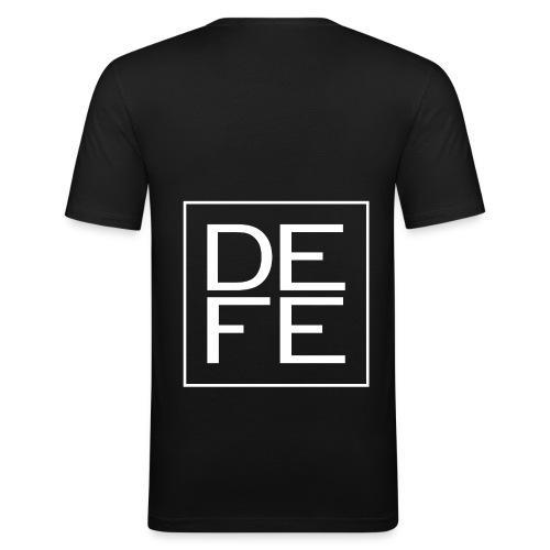 defelogo - Men's Slim Fit T-Shirt